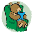 Reading Bear Icon